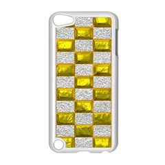 Pattern Desktop Square Wallpaper Apple Ipod Touch 5 Case (white)