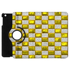 Pattern Desktop Square Wallpaper Apple Ipad Mini Flip 360 Case