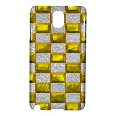 Pattern Desktop Square Wallpaper Samsung Galaxy Note 3 N9005 Hardshell Case
