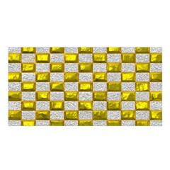 Pattern Desktop Square Wallpaper Satin Shawl by Nexatart