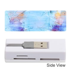Background Art Abstract Watercolor Memory Card Reader (stick)