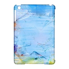 Background Art Abstract Watercolor Apple Ipad Mini Hardshell Case (compatible With Smart Cover) by Nexatart