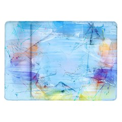 Background Art Abstract Watercolor Samsung Galaxy Tab 10 1  P7500 Flip Case