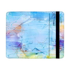 Background Art Abstract Watercolor Samsung Galaxy Tab Pro 8 4  Flip Case by Nexatart