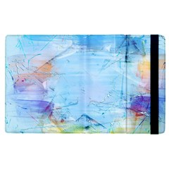 Background Art Abstract Watercolor Apple Ipad Pro 9 7   Flip Case