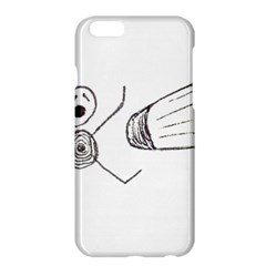 Violence Concept Drawing Illustration Small Apple Iphone 6 Plus/6s Plus Hardshell Case by dflcprints