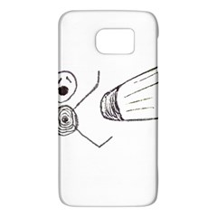 Violence Concept Drawing Illustration Small Galaxy S6 by dflcprints