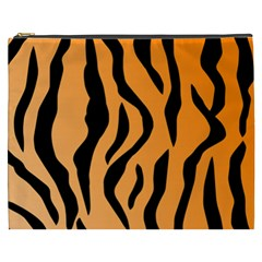 Tiger Fur 2424 100p Cosmetic Bag (xxxl)  by SimplyColor