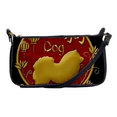 Year Of The Dog   Chinese New Year Shoulder Clutch Bags by Valentinaart