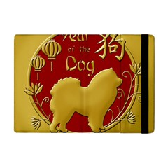 Year Of The Dog   Chinese New Year Apple Ipad Mini Flip Case by Valentinaart