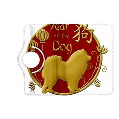 Year Of The Dog   Chinese New Year Kindle Fire Hd (2013) Flip 360 Case by Valentinaart