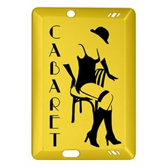 Cabaret Amazon Kindle Fire Hd (2013) Hardshell Case by Valentinaart