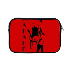 Cabaret Apple Ipad Mini Zipper Cases by Valentinaart
