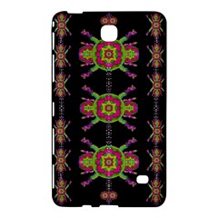 Paradise Flowers In A Decorative Jungle Samsung Galaxy Tab 4 (8 ) Hardshell Case  by pepitasart