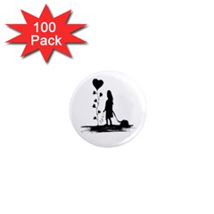 Sowing Love Concept Illustration Small 1  Mini Magnets (100 Pack)  by dflcprints