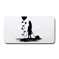 Sowing Love Concept Illustration Small Medium Bar Mats by dflcprints