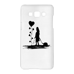 Sowing Love Concept Illustration Small Samsung Galaxy A5 Hardshell Case  by dflcprints