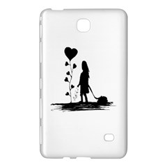 Sowing Love Concept Illustration Small Samsung Galaxy Tab 4 (8 ) Hardshell Case  by dflcprints