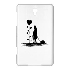 Sowing Love Concept Illustration Small Samsung Galaxy Tab S (8 4 ) Hardshell Case  by dflcprints