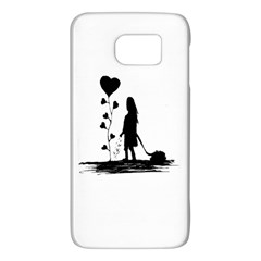 Sowing Love Concept Illustration Small Galaxy S6 by dflcprints