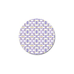 Decorative Ornate Pattern Golf Ball Marker (10 Pack) by dflcprints