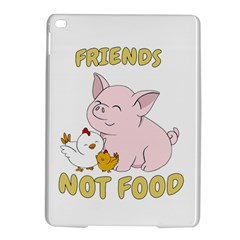 Friends Not Food   Cute Pig And Chicken Ipad Air 2 Hardshell Cases