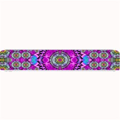 Spring Time In Colors And Decorative Fantasy Bloom Small Bar Mats by pepitasart
