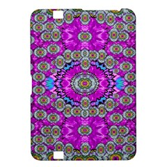 Spring Time In Colors And Decorative Fantasy Bloom Kindle Fire Hd 8 9  by pepitasart