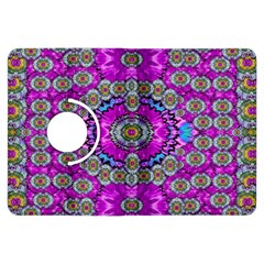 Spring Time In Colors And Decorative Fantasy Bloom Kindle Fire Hdx Flip 360 Case by pepitasart
