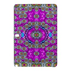 Spring Time In Colors And Decorative Fantasy Bloom Samsung Galaxy Tab Pro 10 1 Hardshell Case by pepitasart