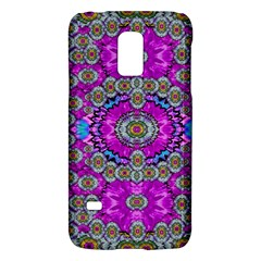 Spring Time In Colors And Decorative Fantasy Bloom Galaxy S5 Mini by pepitasart