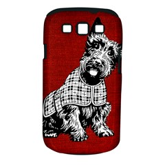 Scottish Samsung Galaxy S Iii Classic Hardshell Case (pc+silicone) by vintage2030