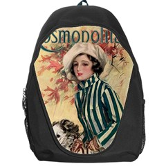 Cosmopolitan Fc November 1917 Backpack Bag by vintage2030