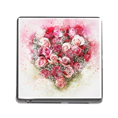 Flowers 2548756 1920 Memory Card Reader (square) by vintage2030