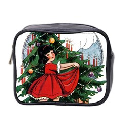 Christmas 1912802 1920 Mini Toiletries Bag 2 Side by vintage2030