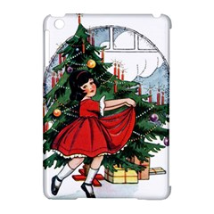 Christmas 1912802 1920 Apple Ipad Mini Hardshell Case (compatible With Smart Cover) by vintage2030