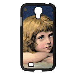 Angel 1866592 1920 Samsung Galaxy S4 I9500/ I9505 Case (black) by vintage2030