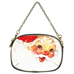 Santa Claus 1827265 1920 Chain Purses (one Side)  by vintage2030