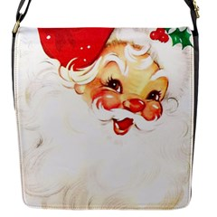 Santa Claus 1827265 1920 Flap Messenger Bag (s) by vintage2030