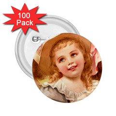 Girls 1827219 1920 2 25  Buttons (100 Pack)  by vintage2030