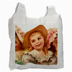 Girls 1827219 1920 Recycle Bag (two Side)  by vintage2030