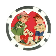 Children 1731738 1920 Poker Chip Card Guard (10 Pack) by vintage2030