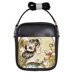 Lady 1650603 1920 Girls Sling Bags by vintage2030