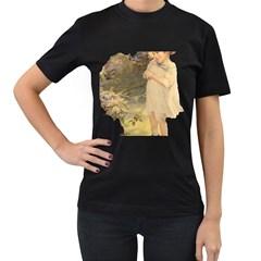 Vintage 1650586 1920 Women s T Shirt (black) by vintage2030