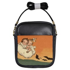 Halloween 1461955 1920 Girls Sling Bags by vintage2030