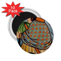 Witch 1462701 1920 2 25  Magnets (10 Pack)  by vintage2030