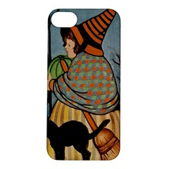 Witch 1462701 1920 Apple Iphone 5s/ Se Hardshell Case by vintage2030