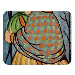 Witch 1462701 1920 Double Sided Flano Blanket (large)  by vintage2030