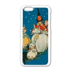Witch 1461949 1920 Apple Iphone 6/6s White Enamel Case by vintage2030