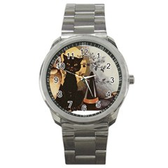 Owls 1461952 1920 Sport Metal Watch by vintage2030